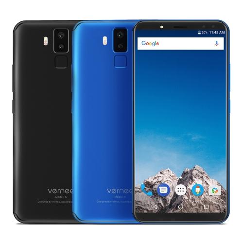 Vernee X 4G Mobile Phone 4GB+64GB (Black)