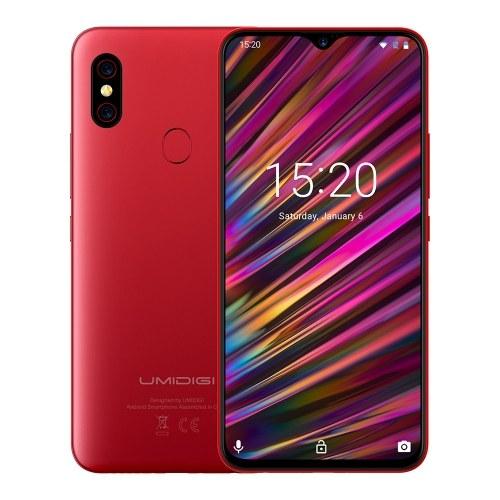 (Versión no UE) UMIDIGI F1 4G Smartphone