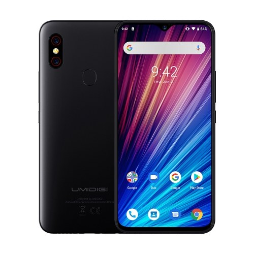 (Non EU Version) UMIDIGI F1 Play Mobile Phone