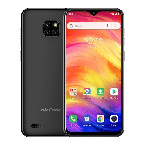 Nicht-EU-Version Ulefone Note 7 3G-Mobiltelefon