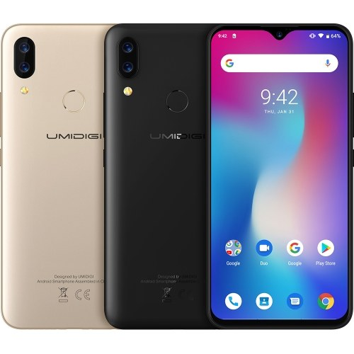 (Non EU-Version) UMIDIGI Power Mobile Phone