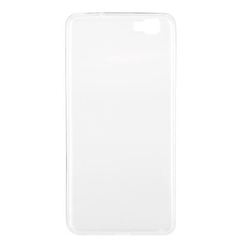 透明 ソフト シリコン保護 バック ケースカバー スキン シェル CUBOT X15 電話用
