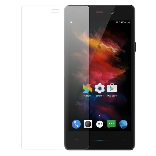 iNew U3 Tempered Glass Screen Protector Cover Film for 9H 0.33mm Ultrathin High Transparency Anti-dirt Shatterproof Anti-scratch
