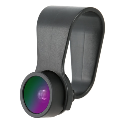 Arealer Unniversal Mini clip-on celular câmera lente Kit 160° Fisheye e 20 X Macro Lens para iPhone Android Smartphones
