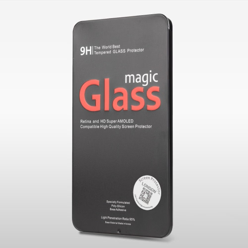 Originale della pellicola protettiva UMi ultra-sottile stupefacente Screen Protector 9H vetro temperato prova di esplosione per Umi London Smartphone