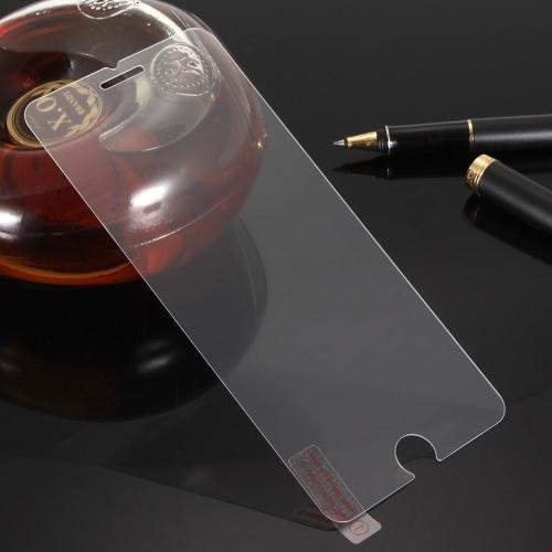 Oryginalny KKmoon Preminum Ochrona Full Screen Protector Szkło hartowane Ekran Film 9H Twardość ultracienkich wysoka przezroczystość Anti-scratch Anti-kurz okulistyczny dla iPhone 7 Plus 5.5inch
