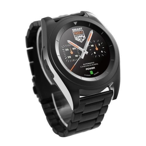 NO.1 G6 Heart Rate montre Smart Watch 1.2