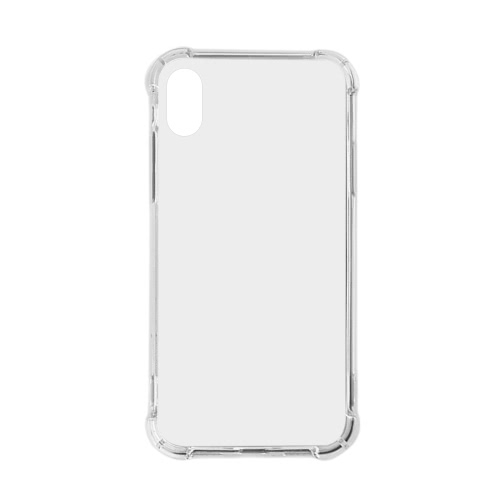 Alta qualidade TPU Transparente Smartphone Cover Soft Ultra Thin Protective Back Case Protetor de proteção durável para o iPhone X
