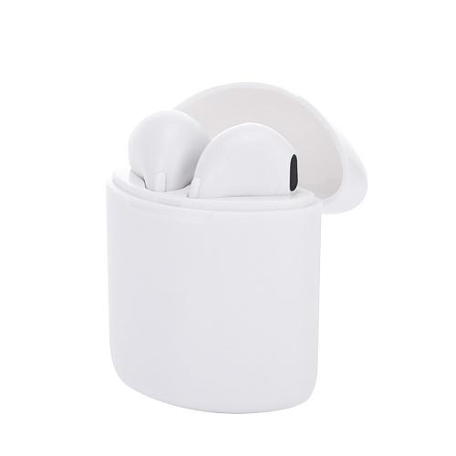 X19S Verdadeiro Fone de Ouvido Sem Fio Fone de Ouvido BT 5.0 Dual Mic Intra-auriculares Estéreo Fones De Ouvido Estéreo Invisível com Caixa De Carregamento Compatível para todos os iOS & Android Smartphones