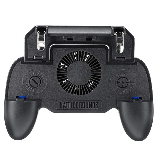 3 in 1 Mobile Gaming GamePad mit Kühler Lüfter mit Mobile Power Game Handle Mobile Games Controller Gamepads