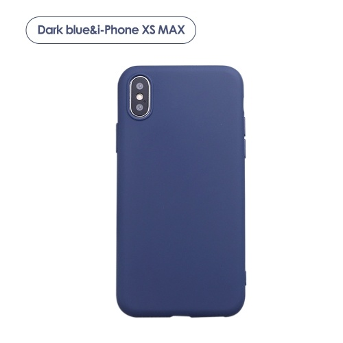 Pure Color Phone Cover