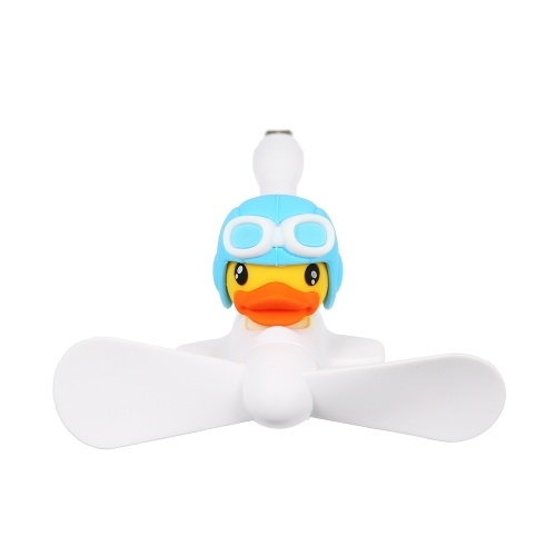 Portable Lightweight Mini Cute B.Duck F2 Fan for iOS Android USB