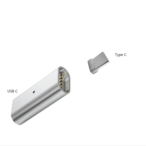 Magnetic Charging Cable Type-C  Adapter USB-C Cable Charger for Samsung s8 s9 Plus Note8