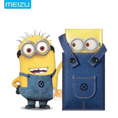 MEIZU Minions M20 Banque de Puissance 10000mAh 24W Flash Charge Rapide seulement 30,82 €