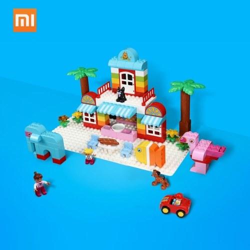Xiaomi Beva Coffee House Building Block 120 Кирпичи DIY Puzzle