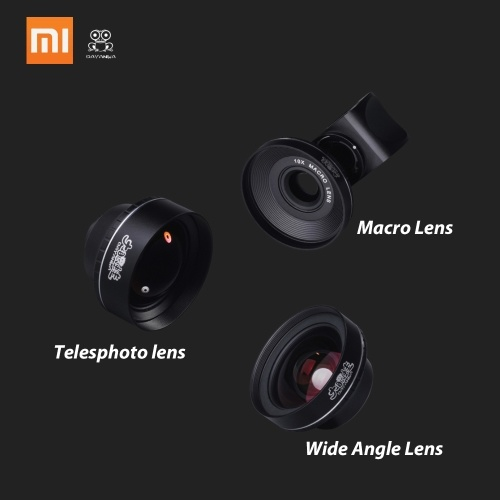 Xiaomi Mijia Phone Lens Wide Angle Lens