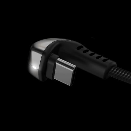 Xiaomi WSKEN Кабель для передачи данных Type-C Быстрая зарядка Кабель USB-C Синхронизация данных Кабель для передачи данных Прочный кабель зарядки для Huawei Samsung Galaxy Nokia Sony Android Phone 2M фото