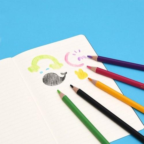 36pcs/lot Xiaomi KACOGREEN ARTIST Wood Color Pencils Set