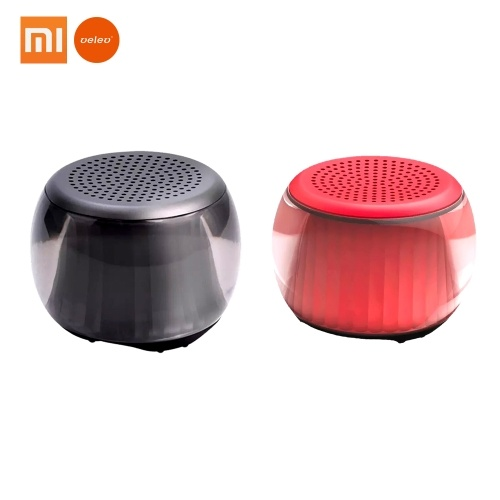 Xiaomi Velev TWS Lighting BT Speaker Interconnessi Stereo BT5.0 LED Rhythm Lighting Lettore musicale Amplificatore del suono
