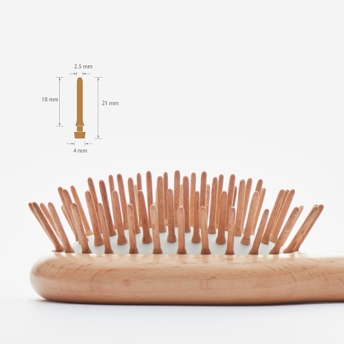 Xiaomi SMATE Hair Care Massage Comb Natural Wood Comb