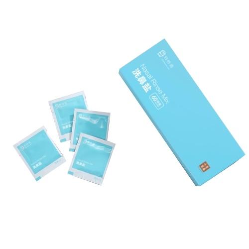 Xiaomi Youpin Miaomiao Носовая соль для умывания Набор аксессуаров 60 шт. / Лот фото