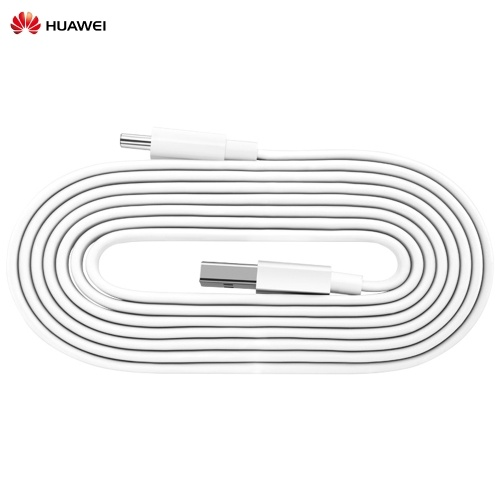 HUAWEI Type-C Data Cable Supports 2A Fast Charge 1.5m Tangle-free Flat Charging Charge Cable Compatible with HUAWEI HONOR Series