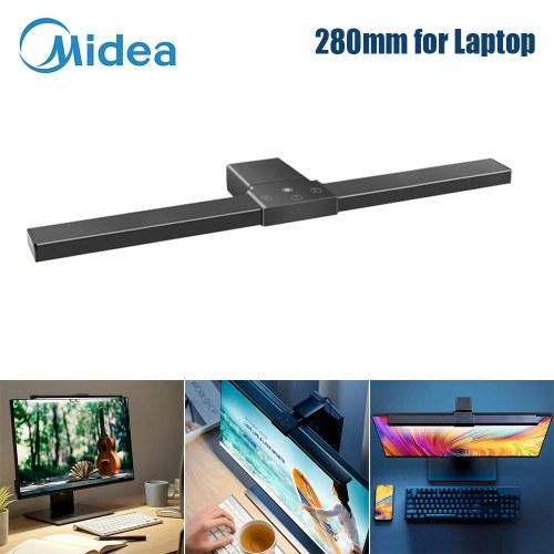 Midea Schreibtisch Bildschirm Hängelicht 4000K Augenkomfort Lampe Computer Laptop Bildschirm Bar Tischlampe Intelligente lichtempfindliche Technologie / USB-Stromversorgung / Helligkeit Stufenlose Anpassung / Touch Control Platzsparendes Licht