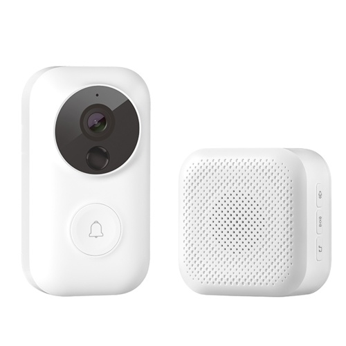 Youpin Dlingsmart Video Doorbell Camera C3 With Receiver FJ05MLWJ