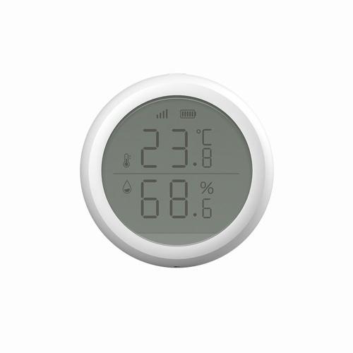 ZigBee Infrared Temperature Humidity Sensor Smart Digital Hygrometer