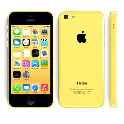 Refurbished Apple iPhone 5C Smartphone-Unlocked- Good Condition PF0007Y-US-32