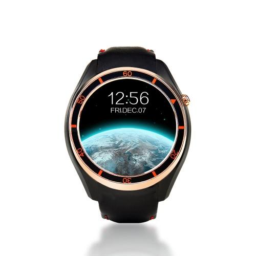 I3 Heart Rate inteligente Bluetooth Sport GPS 3G / 2G Watch Phone WCDMA GSM MTK6580 1.3GHz CPU 1,39