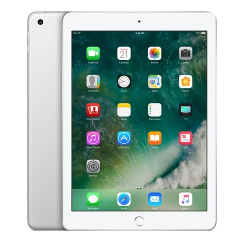 Apple iPad Wi-Fi tylko Tablet 9,7-calowy wyświetlacz siatkówki 2048 * 1536pixel 64-bitowy chip A9 32GB iOS 10 8,0MP + 1,2MP aparat 32,4-calowy akumulator Touch Siri BT4.2 Apple Pay FaceTime Tablet PC