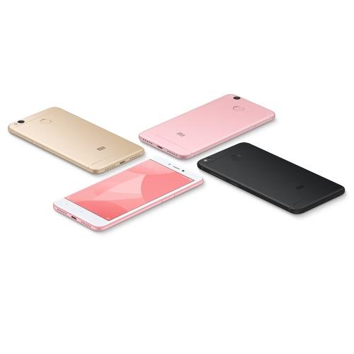 "Xiaomi Redmi 4X Fingerprint 4G Smartphone 5 ""HD 3 Go RAM + ROM 32 Go"