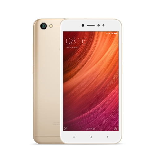 "(Versão global) Xiaomi Redmi Note 5A 4G Smartphone 5.5 ""HD 2GB RAM + 16GB ROM"