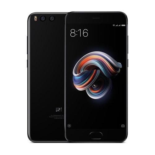 Xiaomi Note 3 Phablet 4G-LTE Smartphone Face Desbloquear 5,5 polegadas 6 GB de RAM + 128 GB de ROM