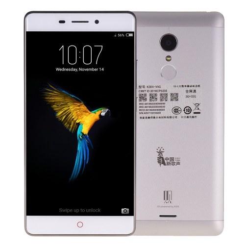 ZTE V5 K3DX-V5G 4G Smartphone Naked-Eye-3D