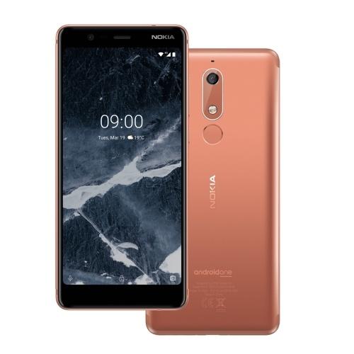 Globale Version Nokia 5.1 Handy 3 GB RAM 32 GB ROM