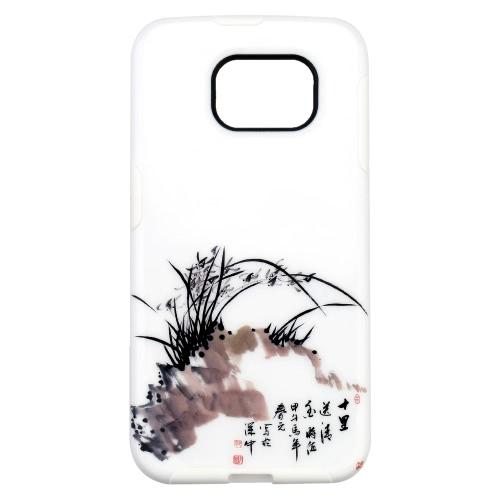 caso para Samsung Galaxy S6 Eco-friendly Material elegante portáteis ultrafinos anti-riscos anti-poeira durável