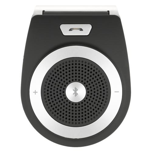 KKmoon BT 3.0 viva-voz sem fio áudio música receptor mãos livres Car Kit para veículos automóveis
