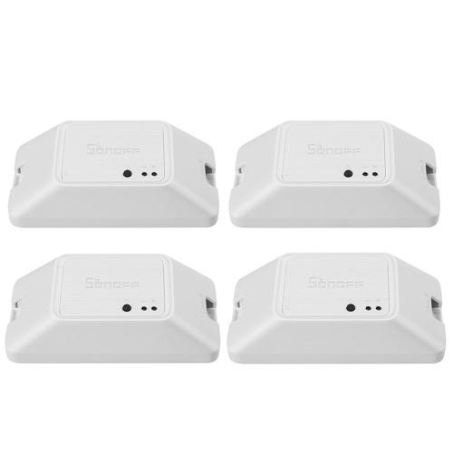 SONOFF-RF Control 433 Mhz Schalter WIFI 100-240 V DIY Ewelink APP Automation