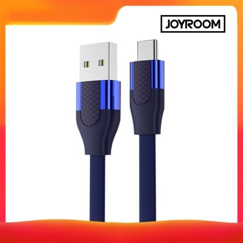 Câbles USB Joyroom Câble d'alliage d'aluminium à chargement rapide de type U pour type C