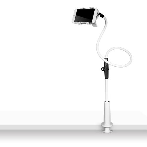 Titular de teléfono flexible de rotación de 360 grados flexible