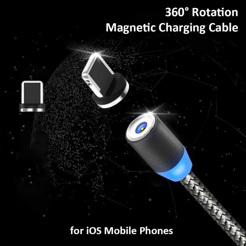 Magnetic Charging Port Adapter Type-C Converter For Samsung Xiaomi Huawei Android Mobile Phones