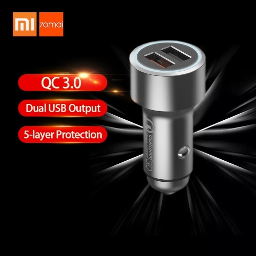 Xiaomi 70Mai Car Charger Quick Charge