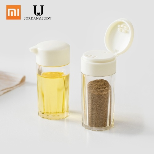 Xiaomi Youpin Jordan Judy Household Sealed Seasoning Jars Kitchen Oil Soy Sauce Salt Tank Leakproof Bottles Seasoning Can Cruet Condiment