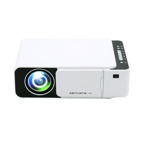 International Version TOPRECIS LED HD Projector T5 480P LED 110-240V Full HD Projector