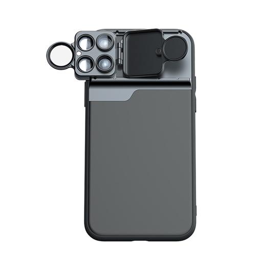 PHOLES携帯電話カメラレンズケース