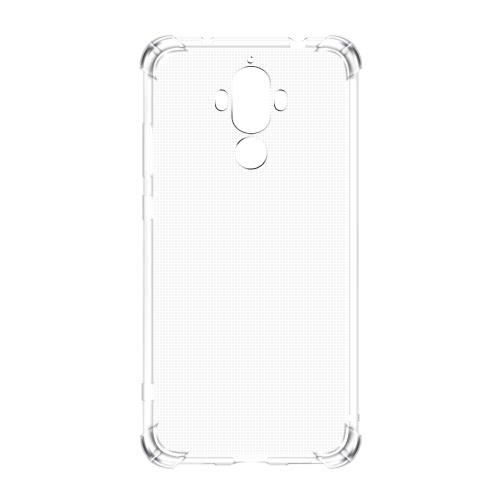 Coque TPU protection pour Huawei Compagnon 9 Téléphone Shell Eco-friendly Matériel élégant Portable Ultrathin Anti-rayures Anti-poussière Durable