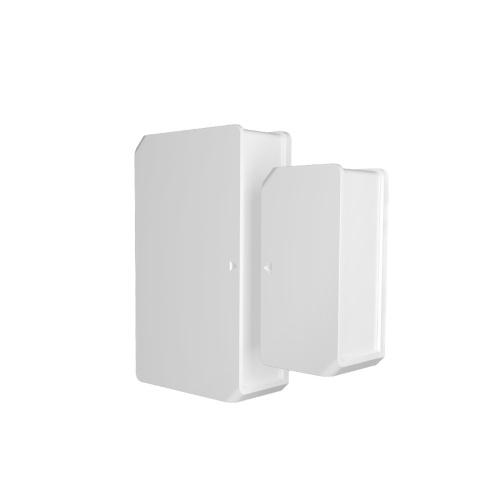 SONOFF SNZB-04 Drahtloser Tür- / Fenstersensor mit App Wifi-Türalarm mit Telefonbenachrichtigung Batteriebetriebenes Smart Home-Sicherheitssystem Kompatibel mit ZigBee IFTT-WLAN-Geräten