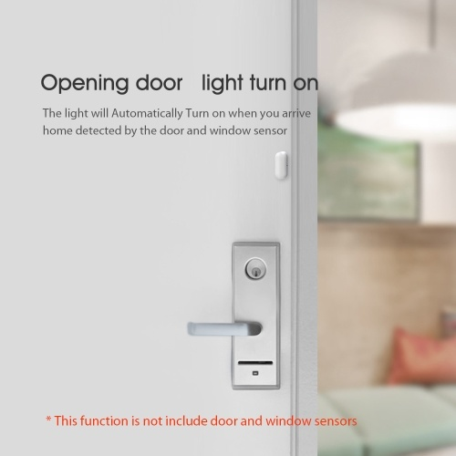 Xiaomi Aqara QBKG11LM Smart Wall Switch Smart Wi-Fi Control Lighting from Anywhere Home Smart Wall Touch APP Home Device Remote Control Voice Control Household No Hub Required ZigBee Version